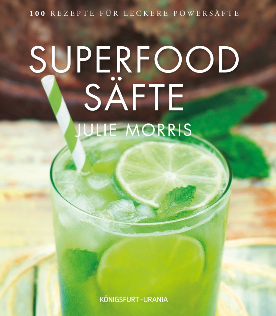 Superfood Säfte Buch