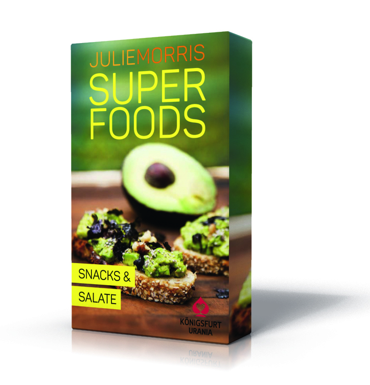 Superfoods - Snacks & Salate